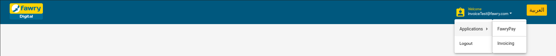 FawryPay Finance Dashboard